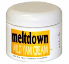 Connie Engler shares her testimony on how Meltdown Wild Yam Cream helped her.
